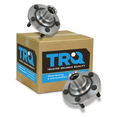 95-99 Dodge Neon 5 Stud Front Hub & Brg Repair Kit Pair