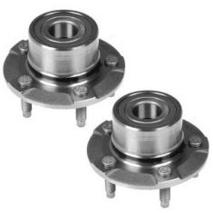 Rear Hub & Bearing Pair
