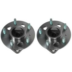 95-03 GM Mid Size FWD w/ABS Rear Hub & Bearing Pair