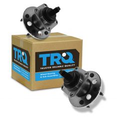 93-02 Cadillac FWD Rear Hub & Bearing Pair