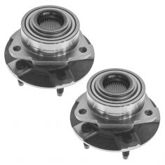 02-07 Vue 06 Torrent 05-06 Equinox Hub & Brng w/o ABS Pair