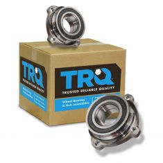 00-08 BMW 5 6 7 & X Series Rear Hub Bearing Pair
