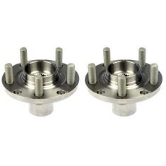 1998-02 Forester; 1993-99 Impreza;1990-99 Legacy w/ABS Front Hub PAIR