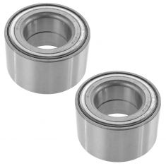00-10 Toyota Scion Multifit Front Hub Bearing PAIR