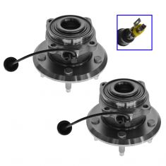 07-09 GM Suzuki Mini Van Rear Hub & Bearing