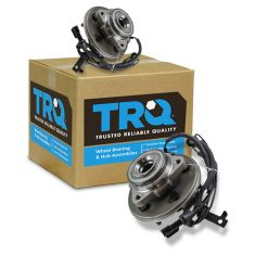 06-10 Ford Explorer; 07-10 Sport Trac; 06-10 Mountaineer Front Hub & Bearing PAIR