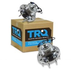 07-10 GM Full Size SUV & Truck 2500 Front Wheel Bearing & Hub PAIR