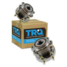 05-10 Subaru Legacy; 05-10 Outback Rear Wheel Bearing & Hub PAIR