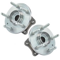 05-07 Ford 500, Freestyle, Montego; 08-09 Sable, Taurus, X AWD Rr Hub Bearing PAIR