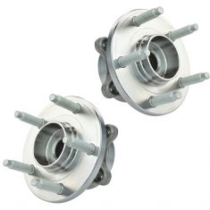 09-11 Ford Flex, Lincoln MKS; 10-11 MKT, Taurus Front Wheel Bearing & Hub PAIR