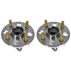 06-11 Hyundai Accent, Kia Rio, Rio 5 Rear Wheel Hub & Bearing (w/o ABS) PAIR