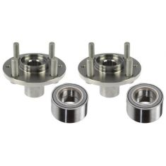 90-95 Miata: 90-91 Protege AWD Rear Hub & Bearing Kit PAIR