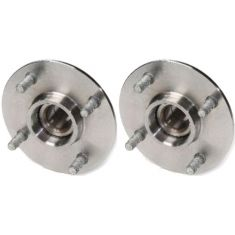 1993-01 Nissan Altima Rear Hub & Bearing Asy w/o ABS PAIR