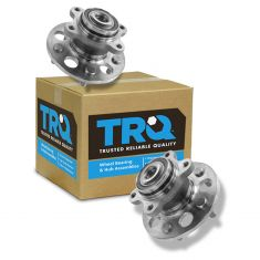 2006-10 Honda Civic Hybrid Rear Wheel Bearing & Hub PAIR