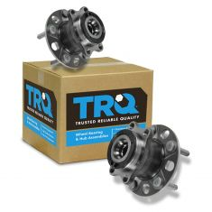 07-09 Dodge Caliber w/Disc Brks & ABS; 07-10 Jeep Compass, Patriot w/4WD Rr Whl Hub & Brng PAIR