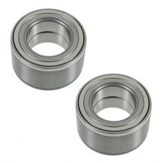 96-02 Toyota 4Runner; 01-07 Sequoia; 95-04 Tacoma; 00-06 Tundra Front Hub Wheel Bearing PAIR