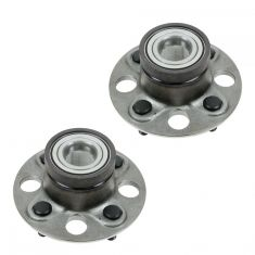 07-12 Honda Fit; 10-12 Insight Rear Wheel Bearing & Hub Assy PAIR
