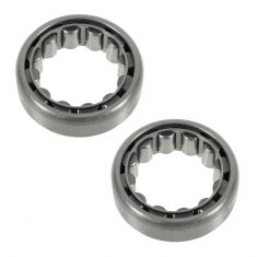 67-12 GM, Dodge, Ford, Honda, Jeep, Multifit Rear Axle Shaft Bearing PAIR