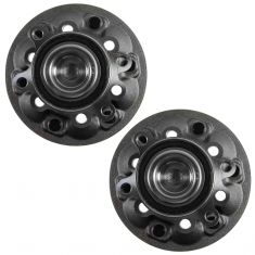 09-12 Chevy Colorado, GMC Canyon (w/2WD) Front Wheel Bearing & Hub Assembly PAIR