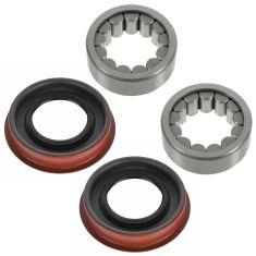 chevy trailblazer wheel bearing hub assembly front rear 1a auto