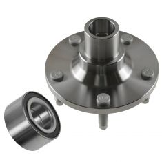 01-12 Escape; 01-11 Tribute; 05-11 Mariner 4WD Rear Wheel Hub & Bearing LH=RH