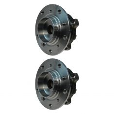 08-13 M3; 06-10 M5; 06-10 M6; Front Wheel Bearing Hub Assembly Pair