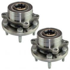 11-16 Ford Explorer Front Wheel Bearing & Hub Assy PAIR