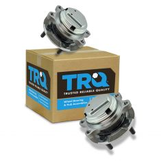 09-14 Nissan 370Z Front Wheel Bearing Hub Assembly Pair