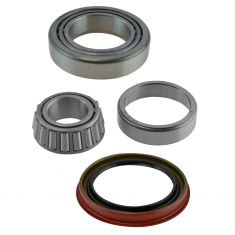 97-04 Ford F150; 97-99 F250; 97-02 Expedition Front Inner & Outer Wheel Bearing w/Seal Kit LH=RH
