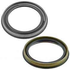 91-99 Nissan Sentra Front Inner & Outer Wheel Seal Pair LH = RH