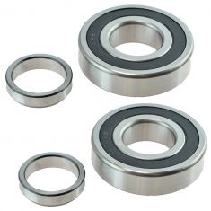 69-00 Toyota Truck Rear Wheel Bearing Pair