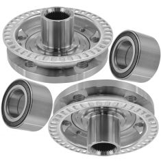 02-04 Golf Jetta 3.2LFront Hub & Bearing Pair