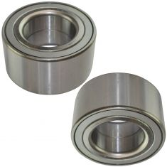 13-14 Ford Escape Focus Front Wheel Bearing Pair