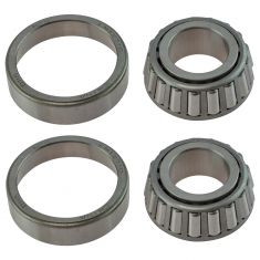 91-03 S10 2wd Front Outter Wheel Bearing Pair