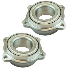 03-14 Mercedes Rear Wheel Hub Bearing Pair