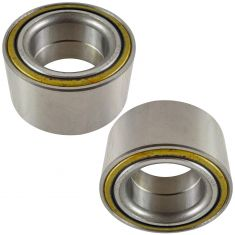 88-91 Mazda 929 Rear Hub Bearing Pair
