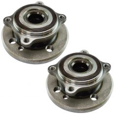 06-15 Mini Cooper Front Wheel Bearing Hub Assembly Pair