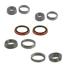76-95 Ford F150 2WD Front Inner & Outer Wheel Bearing & Seal Kit