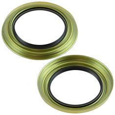 00-06 Toyota Tundra Front Outer Wheel Seal Pair