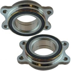 08-15 Audi A4 Front Wheel Bearing Pair