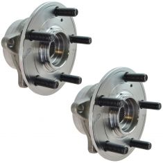 11-14 Honda Odyssey Front Wheel Bearing & Hub Assembly Pair