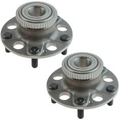 97-01 Acura Integra Type R Rear Hub And Bearing Assembly Pair