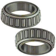 96-97LX450,86-89 911,84-95 4Runner,80-97 Land Cruiser Front Inner Wheel Bearing Pair