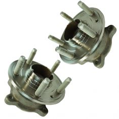 11-12 Chevy Cruze Rear Hub Assembly Pair