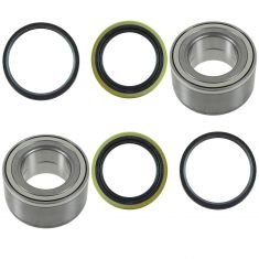 95-04 Toyota Tacoma 4wd Front Wheel Bearing & Seal Kit Pair