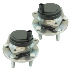 11-13 Chevy Caprice Front Wheel Hub & Bearing Assembly LH  RH Pair