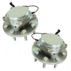 12 1500, 12-15 2500, 12-15 3500, Front Wheel Bearing & Hub PAIR