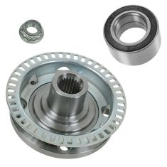 99-02 Cabrio, 90-91 Corrado, 93-99 Golf, 93-98, 92-97 Passat Front bearing & Hub repair kit