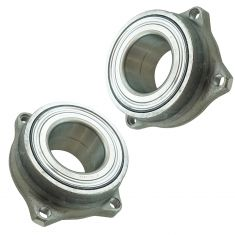 03-16 Mercedes Rear Wheel Bearing Module LH = RH Pair