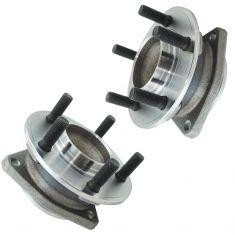 12-16 Dodge Challenger 2WD Front Wheel Hub & Bearing Pair